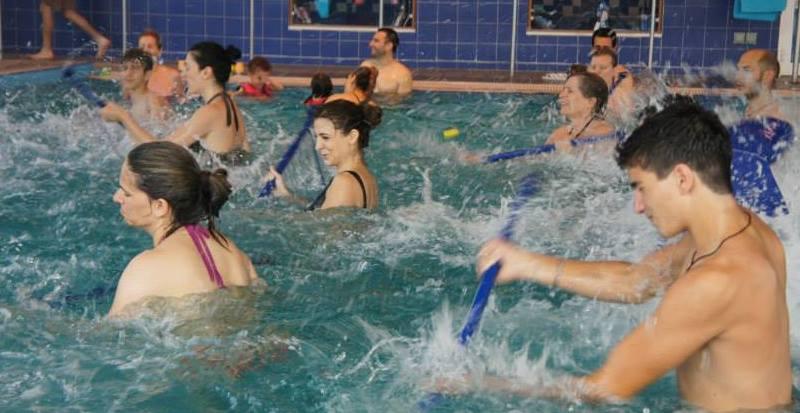 Υδρογυμναστικη – Αεροβική στο νερό